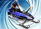 Juego carrera motos de nieve
