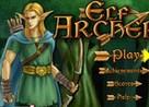 Juego Elf el Arquero