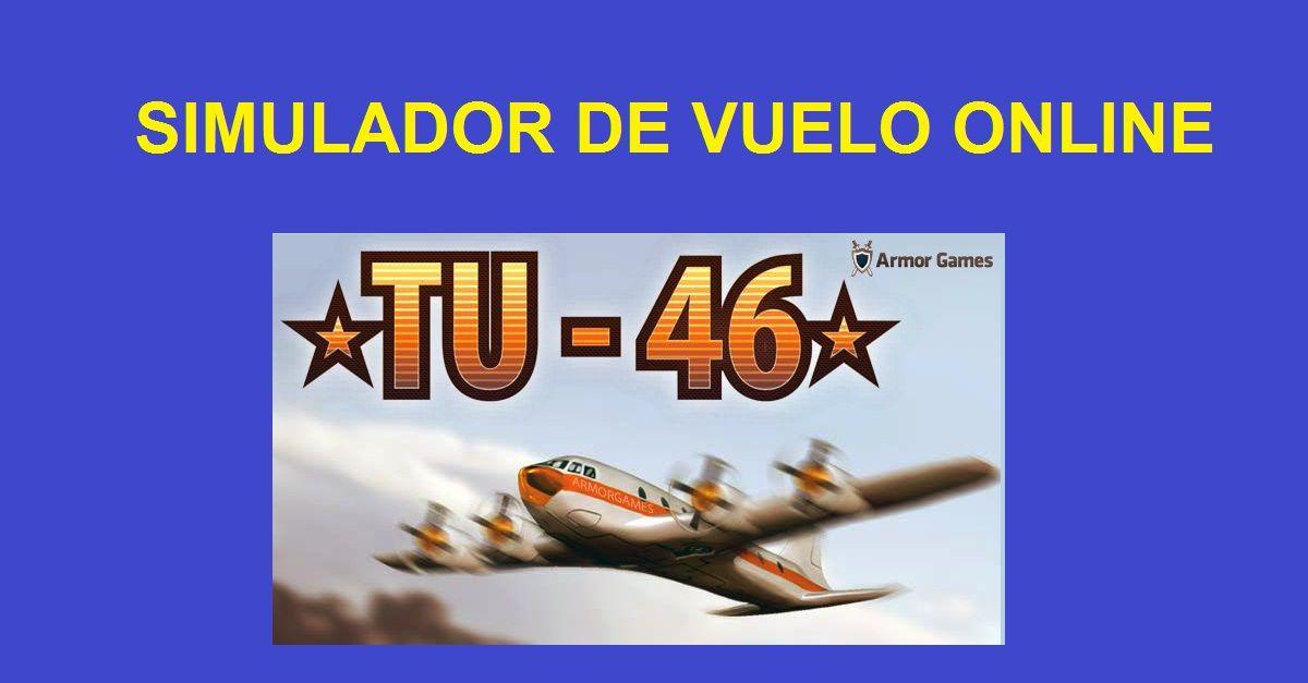 Simulador de vuelo online avion tu 46 gratis for Simulador de cocinas integrales online