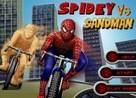 juego spiderman vs hombre arena