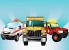 Juego Equipo de Ambulancias