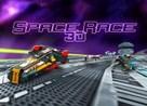 juego carrera espacial en 3D