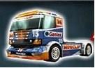 Juego carrera de camiones
