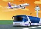 juego bus aeropuerto