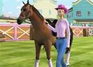 juego concurso de caballos en 3D