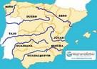 Juego Rios Peninsula Iberica