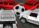 futbol coches 4x4