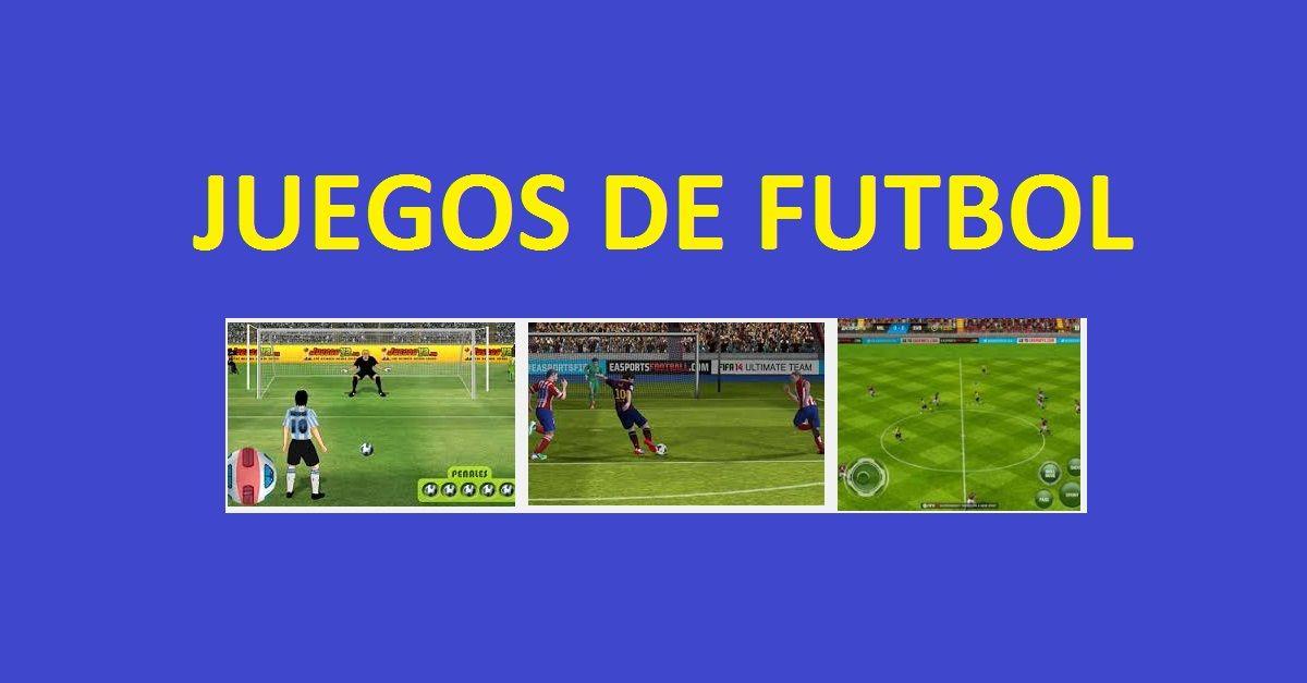 Juegos de Futbol para Jugar