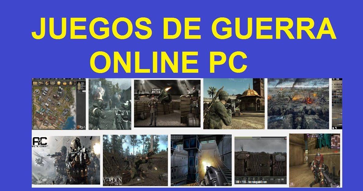 Juegos De Guerra Online Para Pc