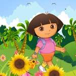 Juego Dora Flower