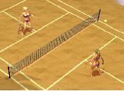 Juego Tenis De Playa