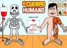 JUEGO EL CUERPO HUMANO