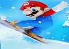 Juego mario esquiador