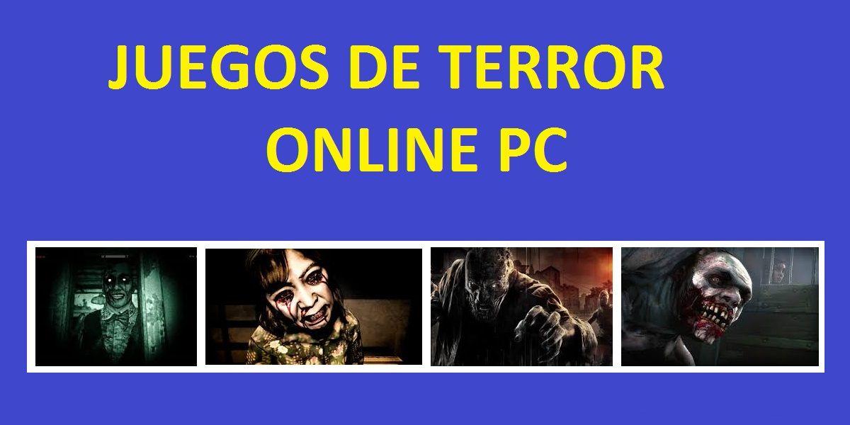 Juegos De Terror Online Juegos De Miedo Pc