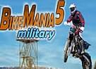juego bike mania military