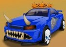 Juego Tunel de Lavado Scary Car