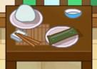 Juego bar sushi
