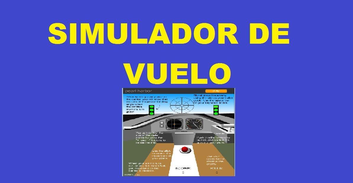 Simulador de vuelo online de aviones for Simulador de cocinas integrales online